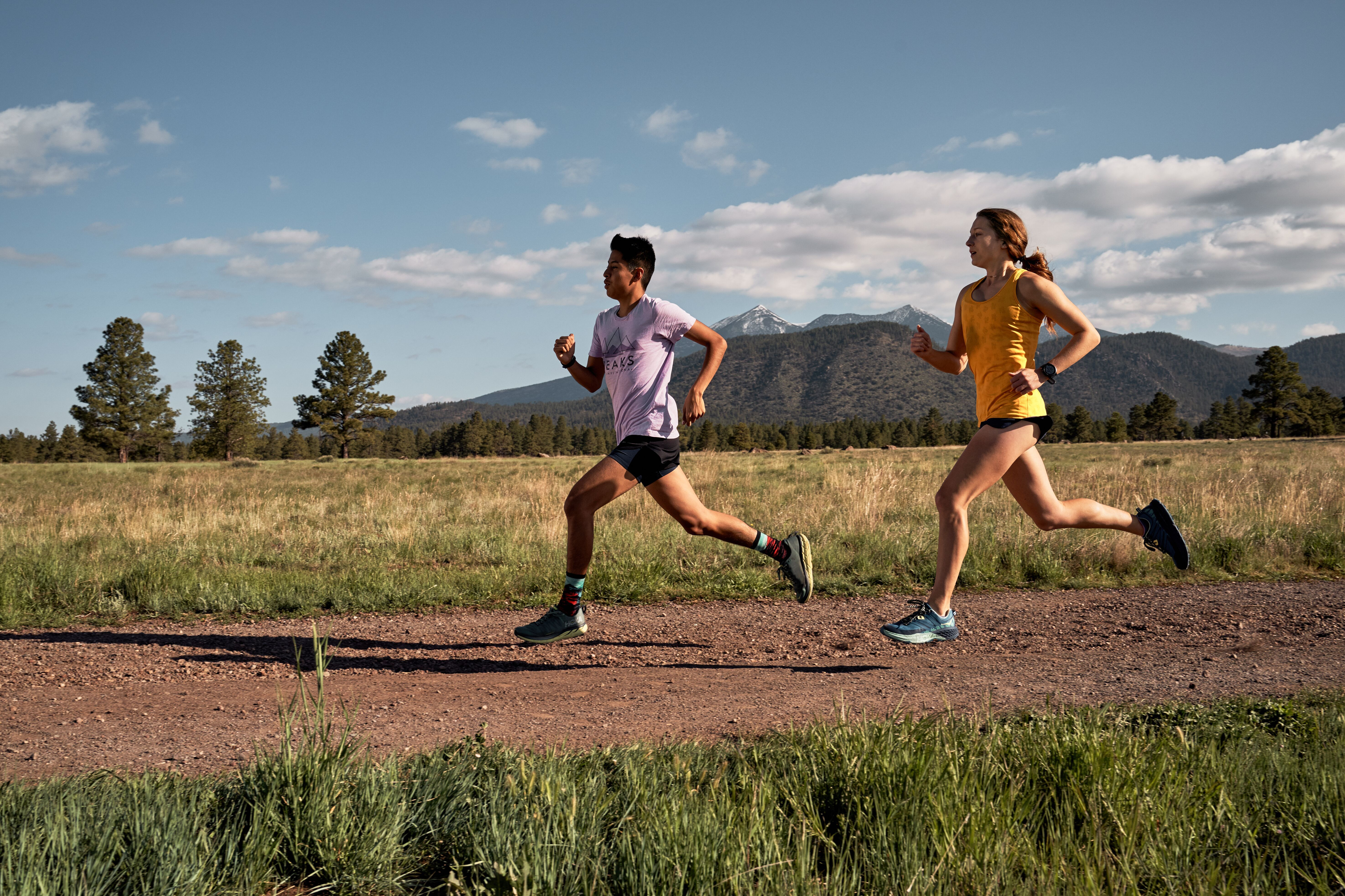 No matter how fit you are, we will guide you to becoming a runner in a few simple steps.