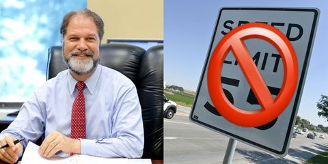 Why a California Lawmaker Is Proposing Highways With No Speed Limit
