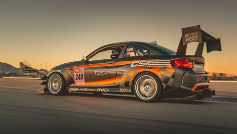 BMW M2 Pikes Peak
