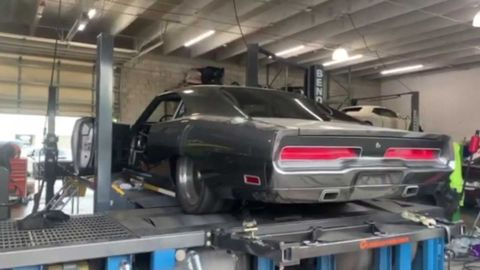 dodge charger 1970 speedkore