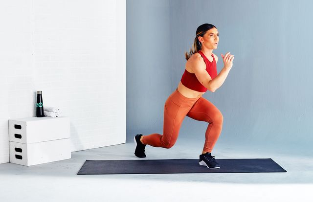 speed workout