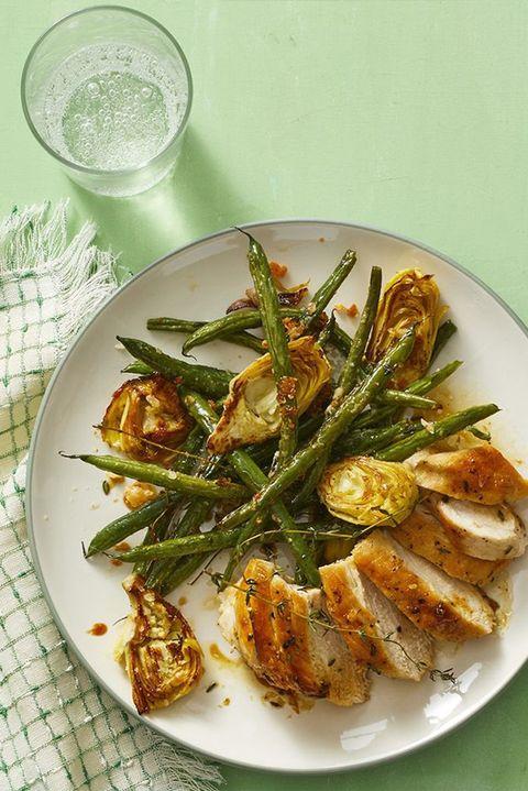 chicken dinners lemon thyme chicken recipes
