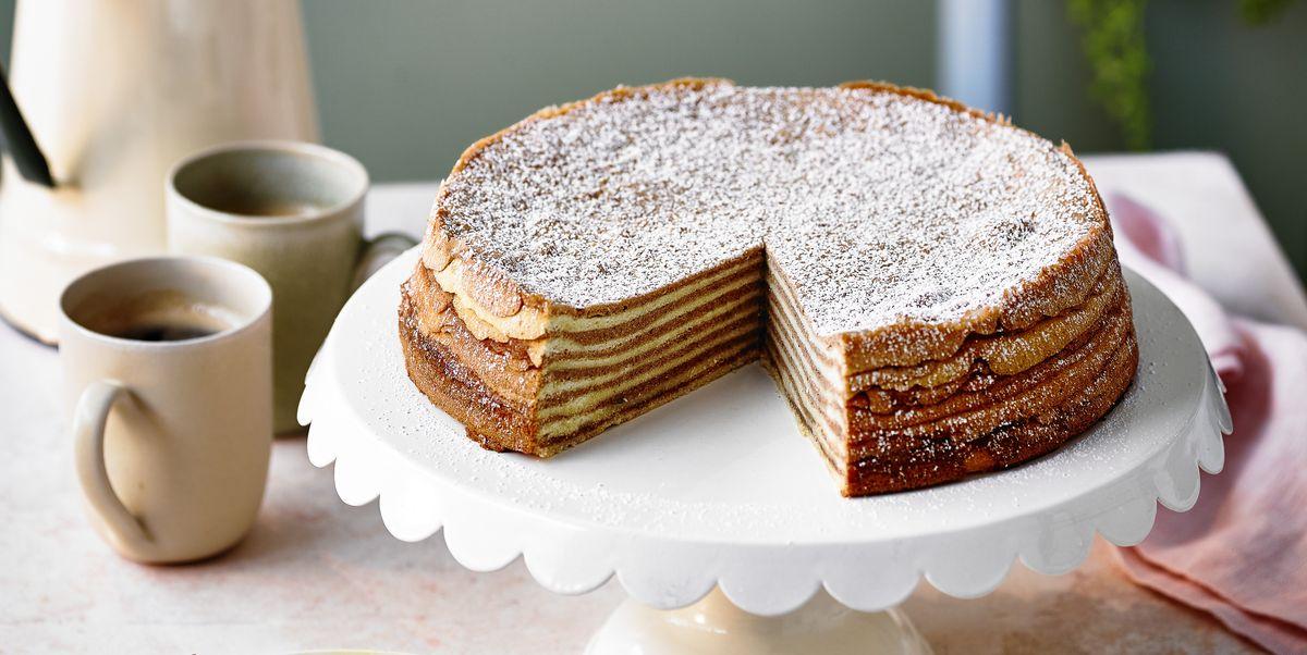 Spekkoek Cake