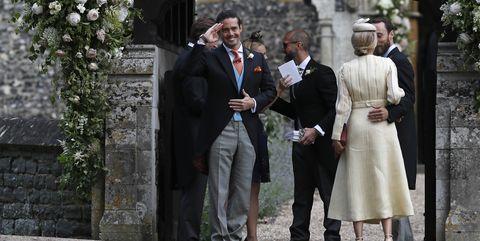 Spencer Matthews, Pippa Middleton, wedding, best man