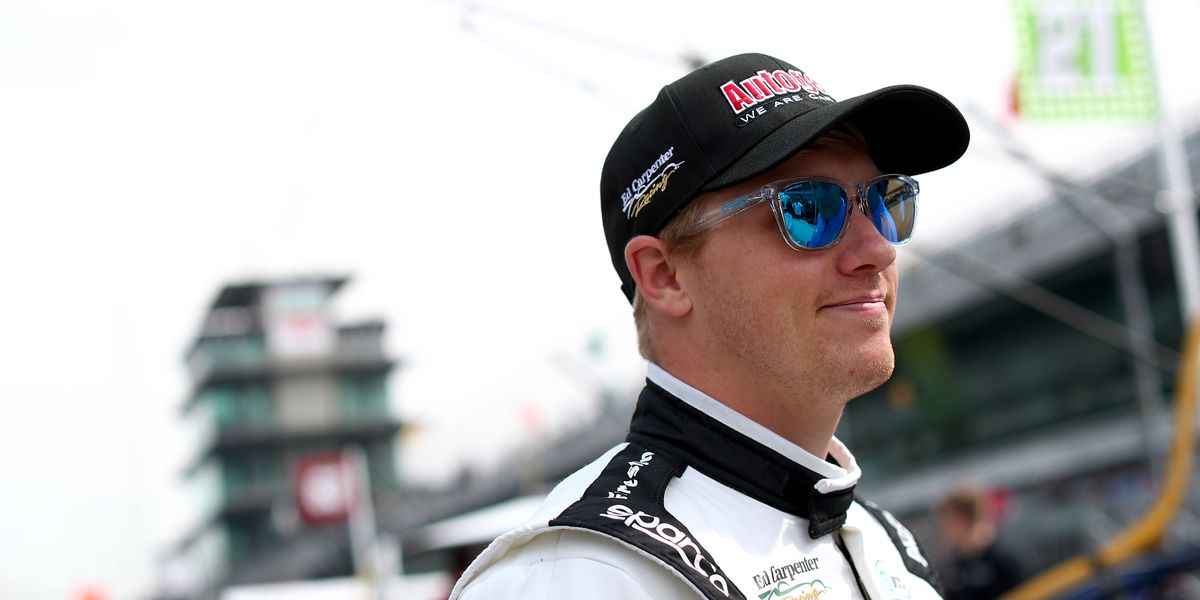 Spencer Pigot back with Rahal Letterman Lanigan Racing for Indianapolis 500