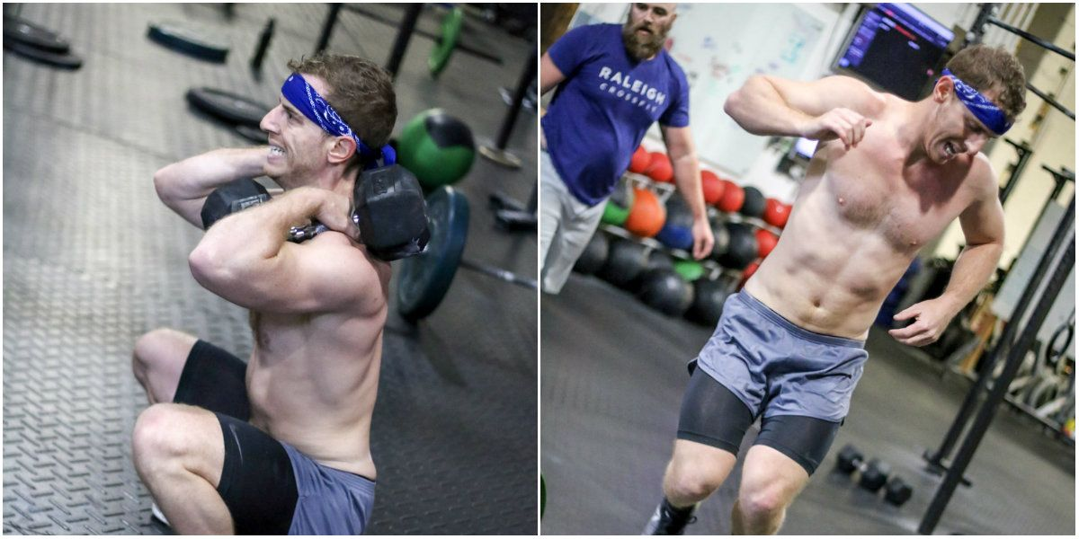 Just 12 Minutes of This CrossFit Open Workout Will Leave You a Broken Man