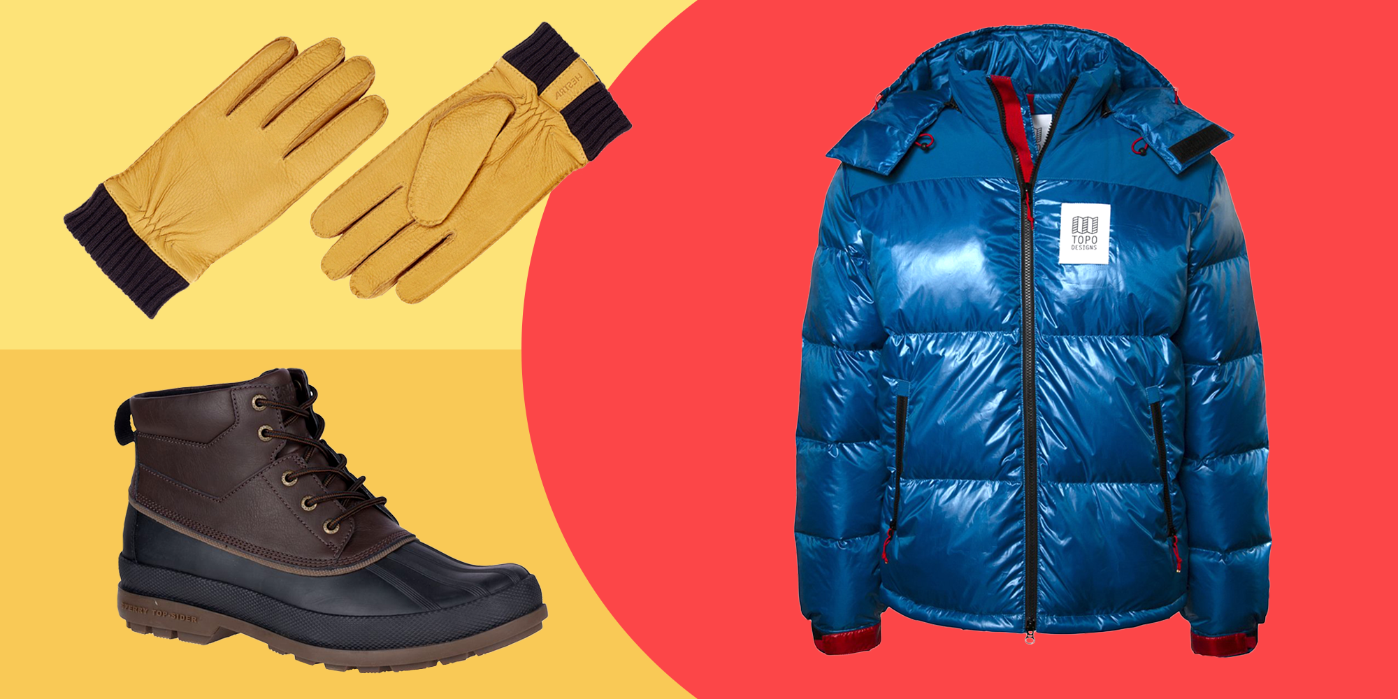 6 Elevated Winter Essentials That'll Endure Any Weather