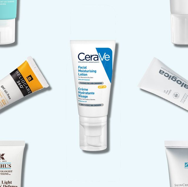 10 Of The Best Facial Spfs For Acne Prone Skin