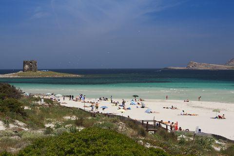 Le spiagge più belle d'Italia sono in Sardegna