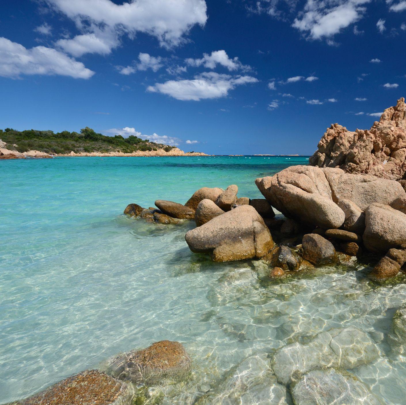Beach holidays in Italy: Sardinia, Spiaggia del Principe