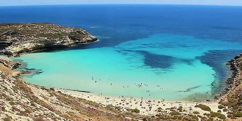 Body of water, Coast, Sea, Beach, Coastal and oceanic landforms, Bight, Ocean, Bay, Shore, Azure,