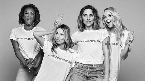 Polémica explotación Spice Girls