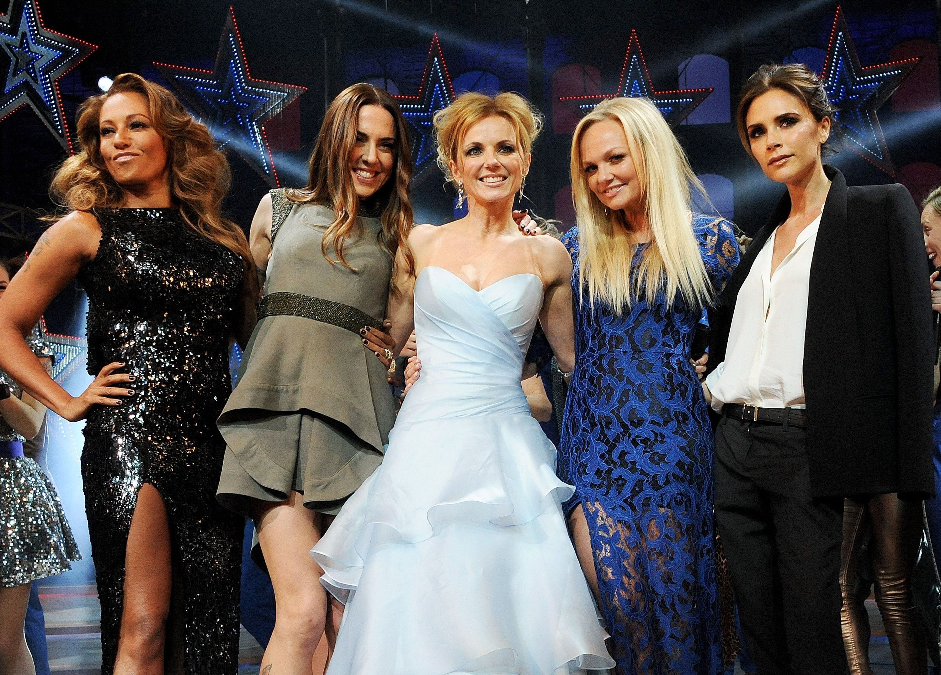 The Spice Girls are reportedly reuniting for TV special and album in 2018