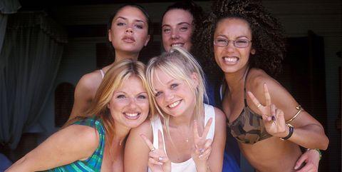 Spice Girls 2018 reunión
