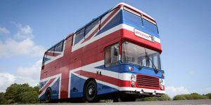 Spice Girls bus Airbnb - Je kunt nu overnachten in de tourbus van de Spice Girls