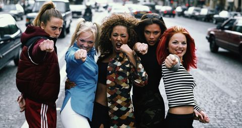 16aa1983843 Spice Girls. Getty Images. If you made a beeline for Spice Girls reunion  tour tickets ...