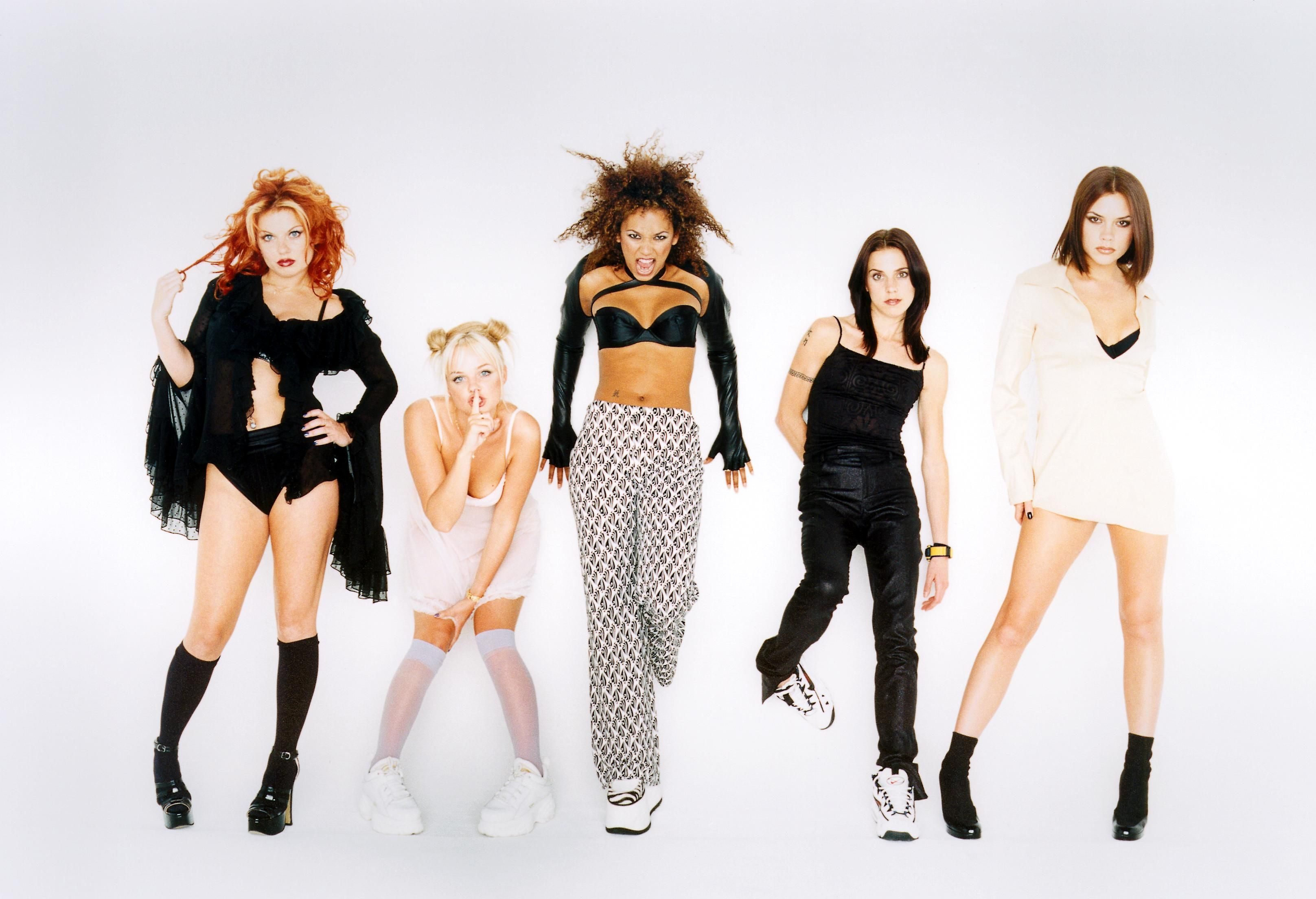 Celebrating The Spice Girls Iconic Style 20 Years Later