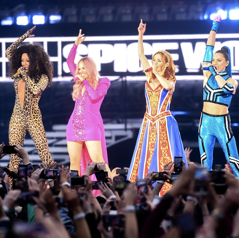 """Spice Girls star Geri Horner apologises for leaving the band at final reunion show: """"I was being a brat"""""""
