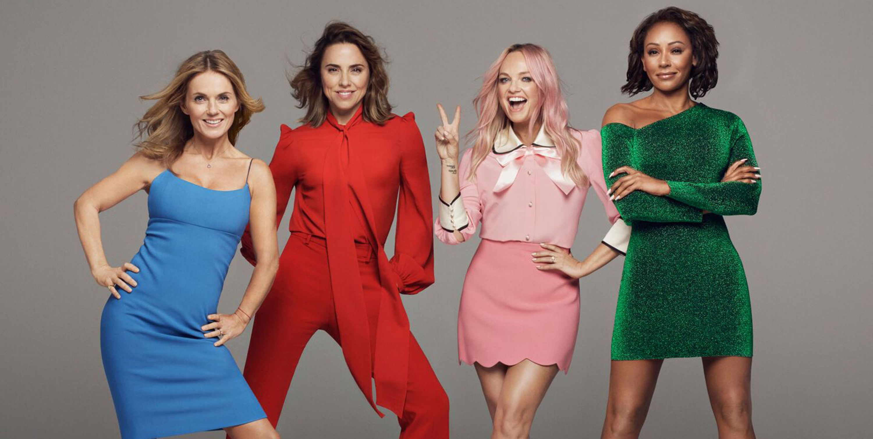 Spice Girls are in talks to play at Glastonbury 2019