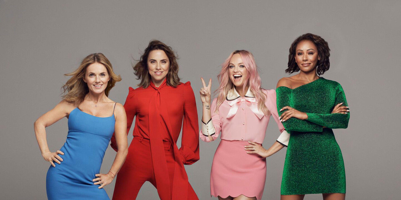 The Spice Girls reunion stadium tour 2019
