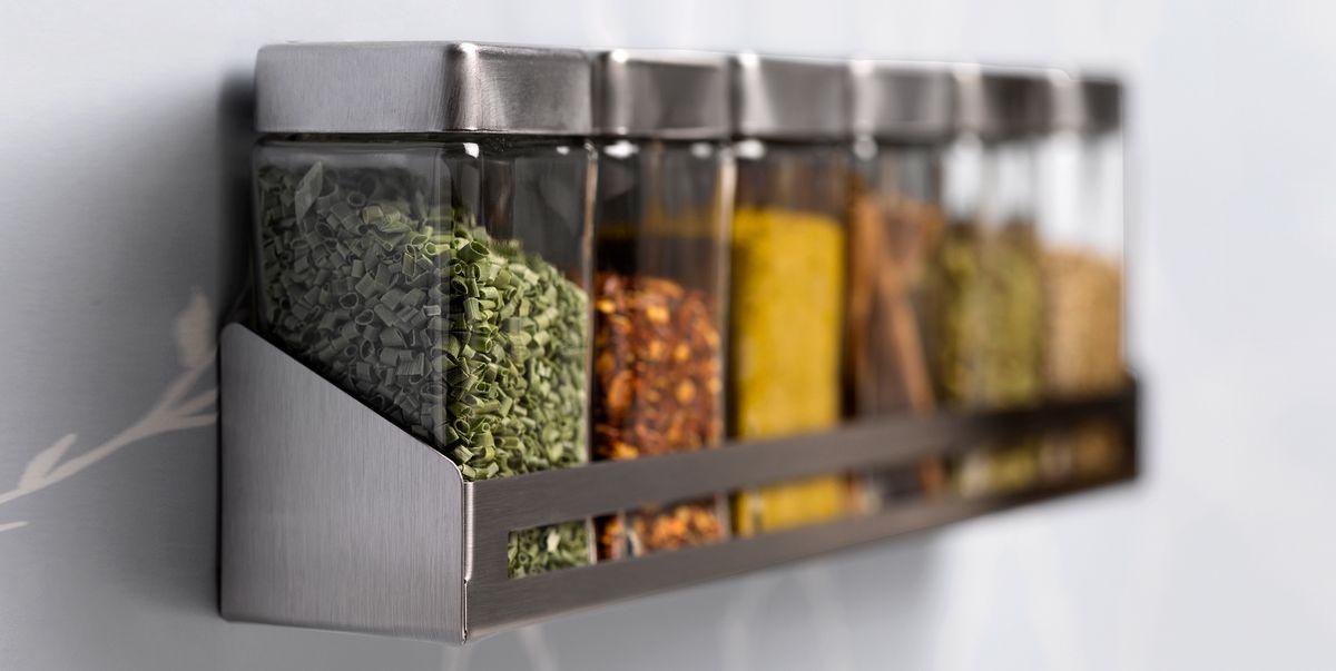 10 Best Spice Racks 2021 Rack, Spice Organizer For Kitchen Cabinet