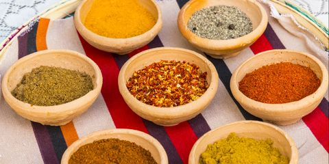 Sri Lankan spices, Galle, Sri Lanka