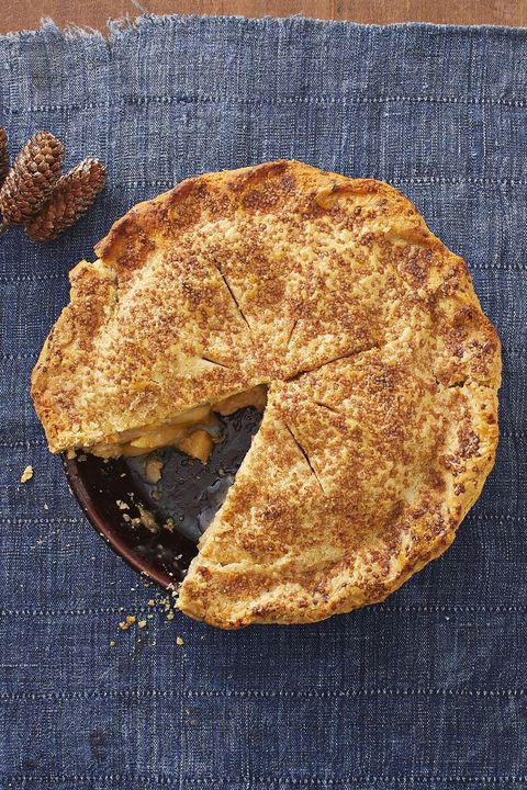 apple spiced pie fall dessert recipe