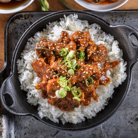 Sweet and Spicy Pork Chili