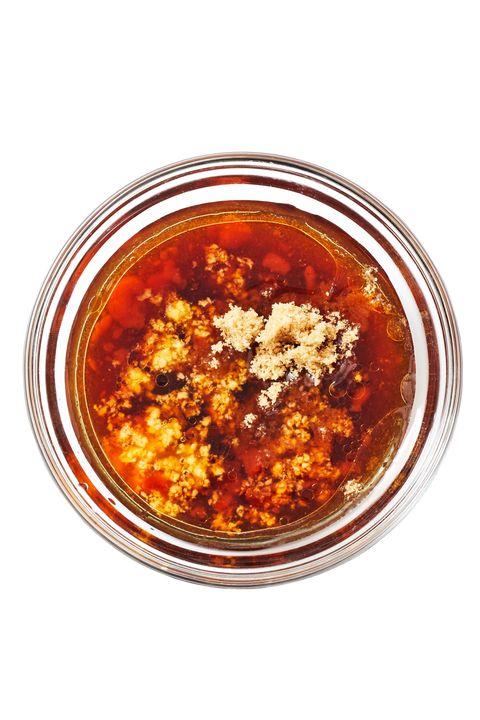 spicy soy marinade