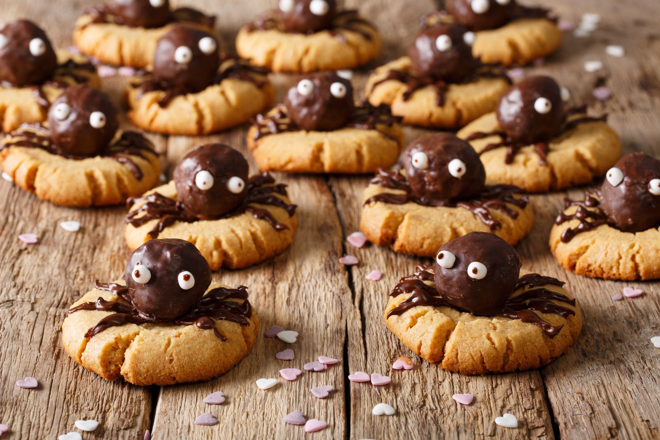 40 Easy Halloween Cookies , Recipes \u0026 Ideas for Cute