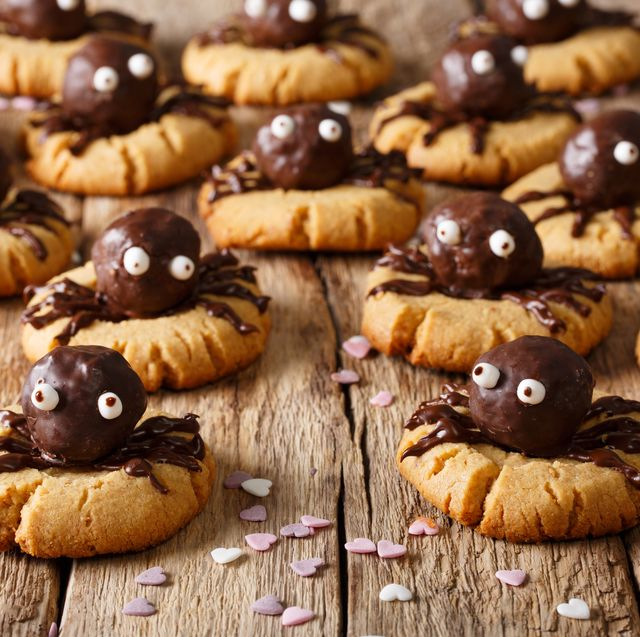 40 Easy Halloween Cookies Recipes Ideas For Cute Halloween Cookies