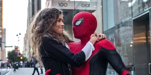 Spider-Man Far From Home, Tom Holland, Zendaya