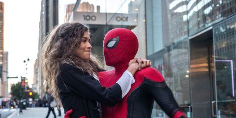 A Major Mj Spider Man Moment Got Cut And Thank Goodness