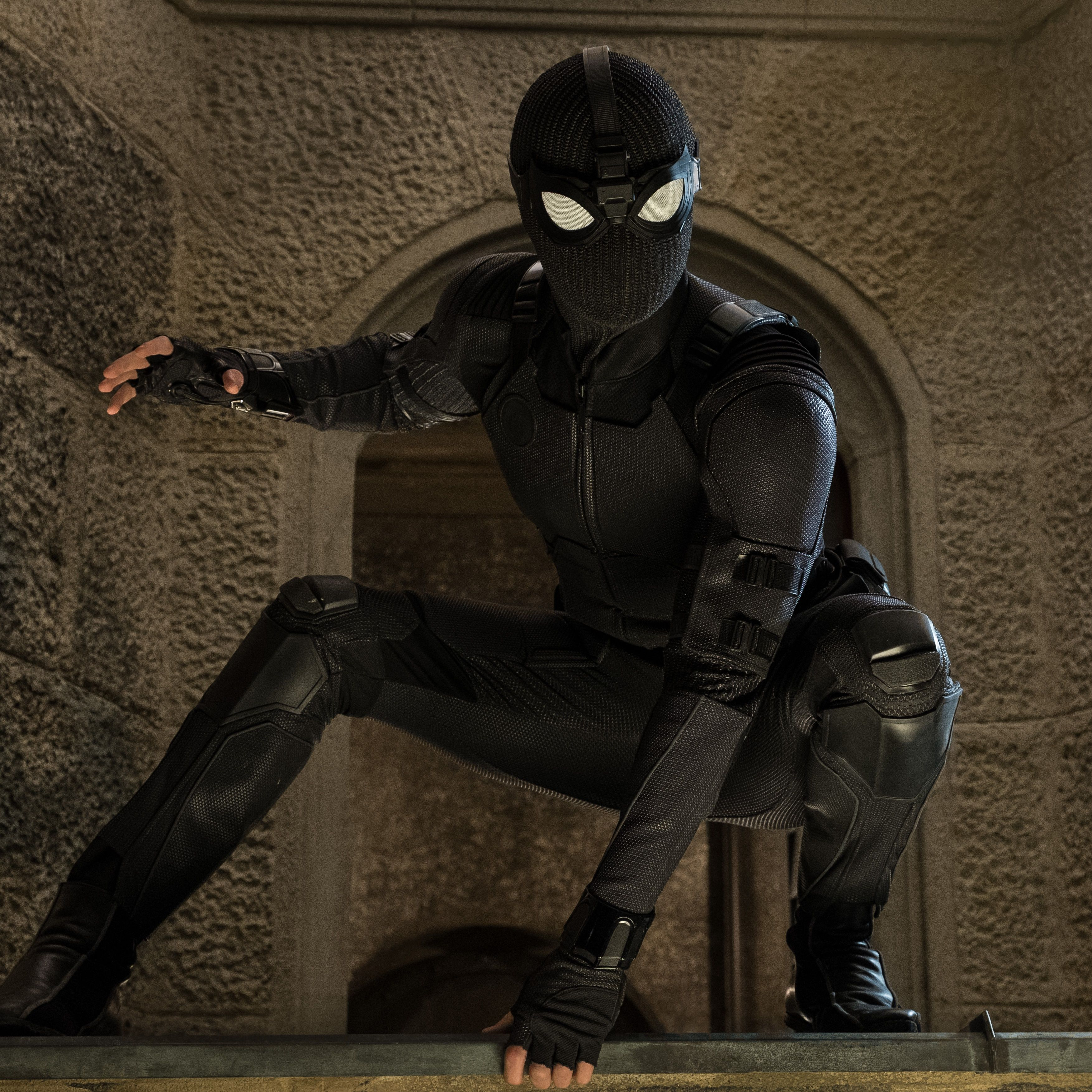 What Spider-Man's black suit means for Far From Home