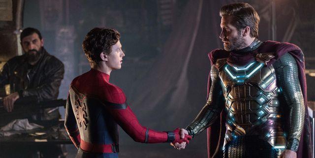 Spider-Man star Tom Holland reveals Avengers co-stars' secret handshake