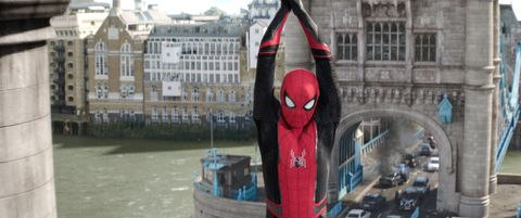 Spider-Man's Zendaya reveals why Tom Holland's costume terrifies her
