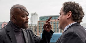 Spider-Man: Far From Home, Samuel L Jackson, Jon Favreau