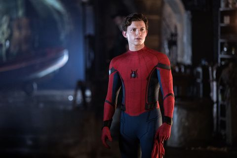 Spider-Man: Far From Home, Tom Holland,