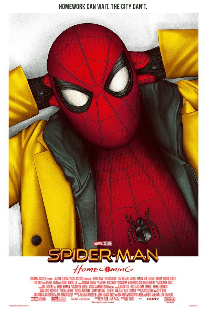 Spider-Man Homecoming Mondo