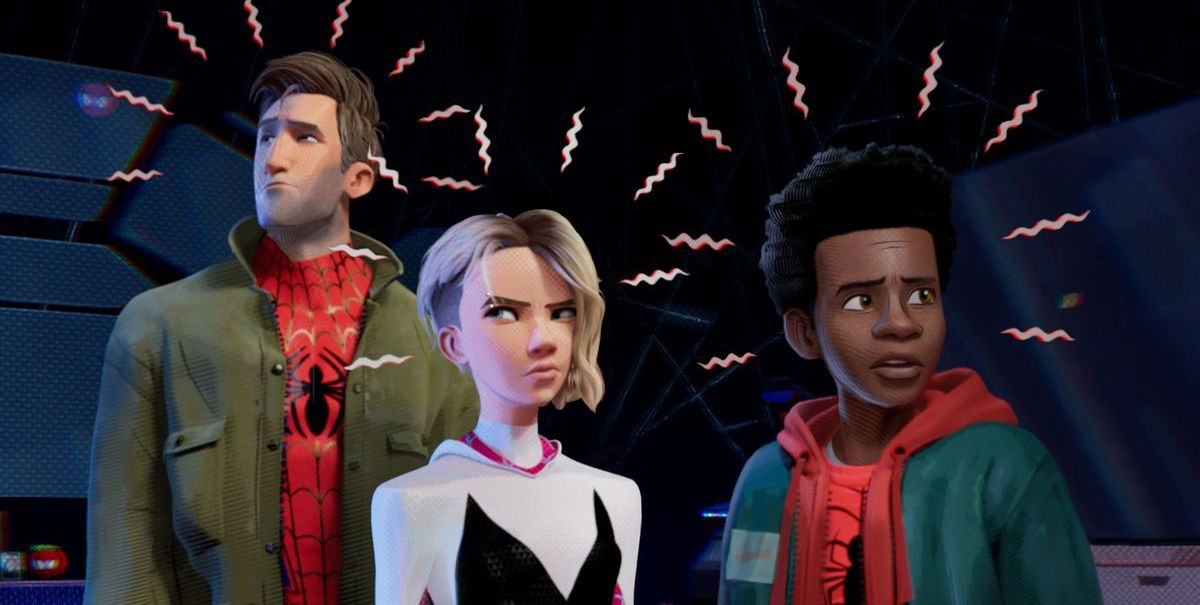 Spider-Man: Into the Spider-Verse's post-credits scene explained - DigitalSpy.com