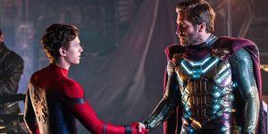 spider-man lejos de casa mysterio identidad