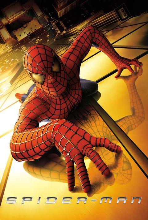 Spider-Man (2002) - Best Thanksgiving Movies