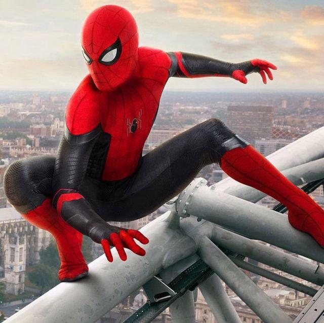 spiderman movies in order