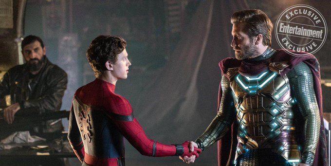 'Spider-Man: Lejos de Casa': ¿Quiénes son los Elementales?