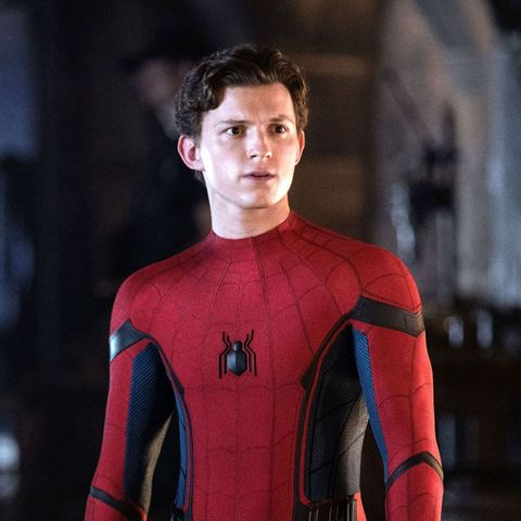 spider-man out of mcu sony tom holland