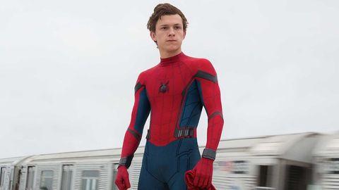 spider man tom holland sony marvel