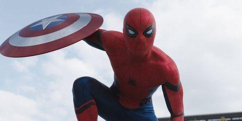 Spider Man - Civil War