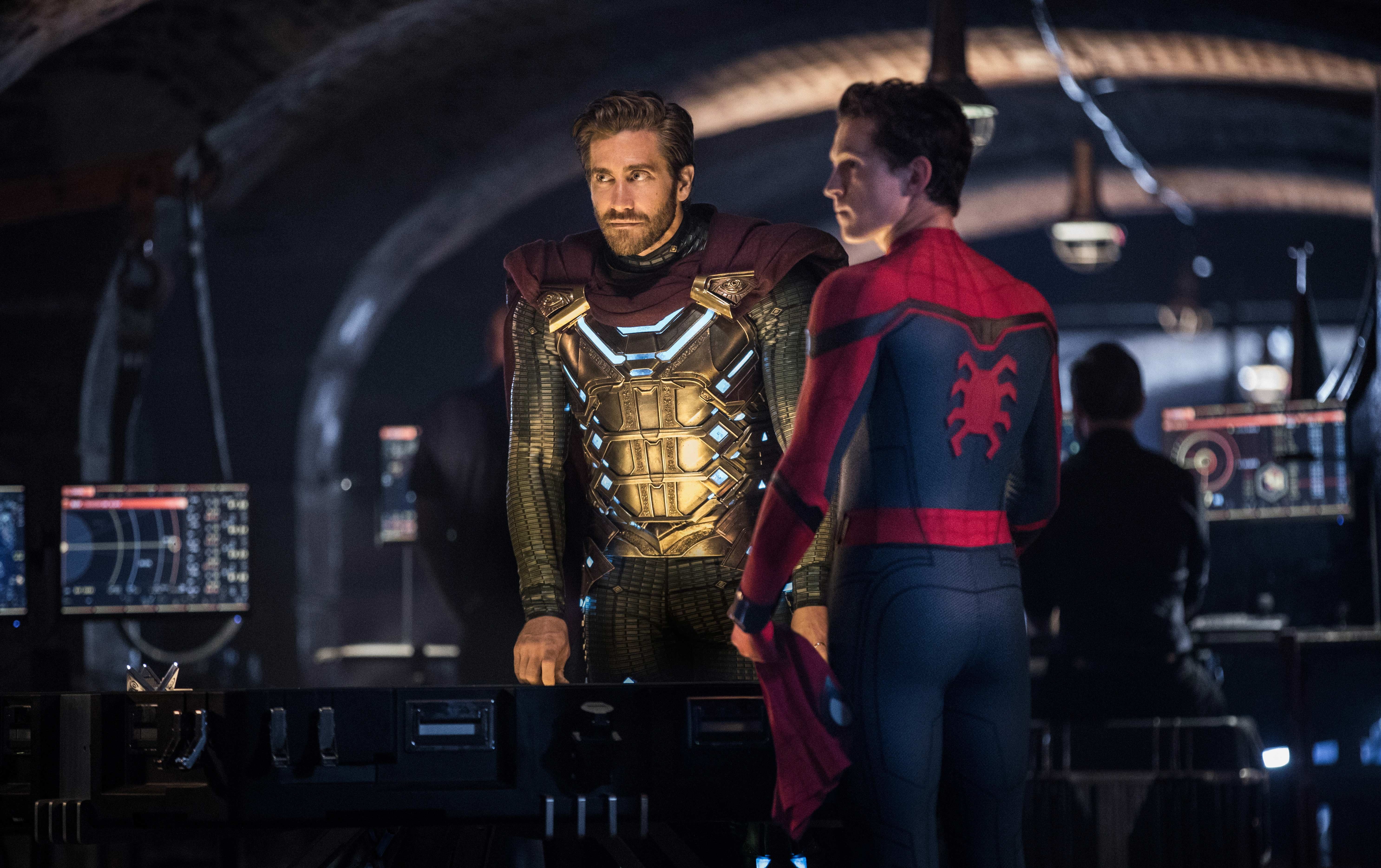Spider-Man: Far From Home deleted vision is every arachnophobe's worst nightmare