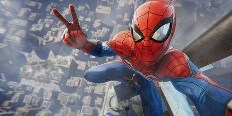 Spider-man, Superhero, Fictional character, Fiction, Hero,