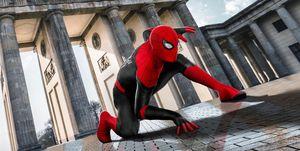 Spider-Man lejos de casa